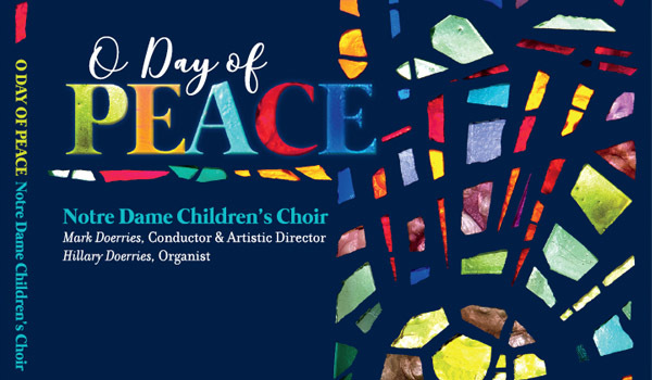 O Day of Peace CD Release